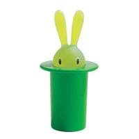 I liked this design on #Fab. Magic Bunny Green