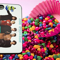 one direction and minion - for iPhone 4/4s, iPhone 5/5S/5C, Samsung S3 i9300, Samsung S4 i9500 Hard Case *rafidodolcasing*