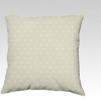 Polka Spots by Texnotropio (18x18 pillow)