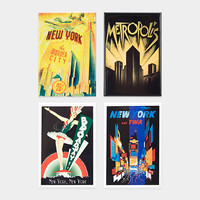 New York Movie Poster Magnets