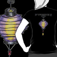 &quot;Paper Lantern 3&quot; T-Shirts &amp; Hoodies by Amy-Elyse Neer | RedBubble