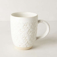 Blooming Lace Mug
