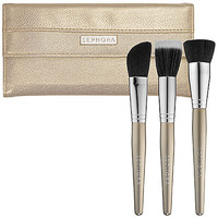 Sephora: SEPHORA COLLECTION : Flatter Yourself Contouring Brush Set : face-brushes-makeup-brushes-applicators-makeup