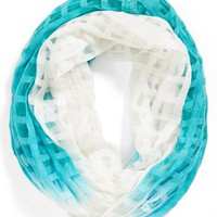 Brazen 'Fading Windows' Infinity Scarf