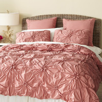 Savannah Bedding & Duvet - Rose