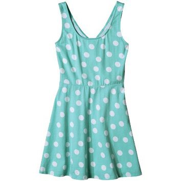 Mossimo Supply Co. Junior's Fit & Flare Dress - Assorted Colors