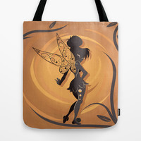 Fairy Of Peter Pan Tote Bag by LouJah