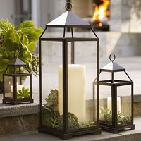 MALTA LANTERNS - BRONZE FINISH