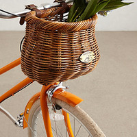 Riverknoll Bike Basket by Anthropologie Brown One Size Gifts