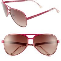 MICHAEL Michael Kors 59mm Aviator Sunglasses | Nordstrom