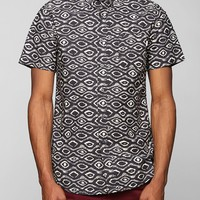 OBEY Temple Button-Down Shirt - Urban Outfitters