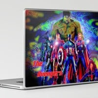Avengers Laptop & iPad Skin by JT Digital Art | Society6