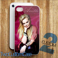 Anette Olzon - iPhone 4/4S, 5/5S, 5C Case and Samsung Galaxy S3, S4 Case.