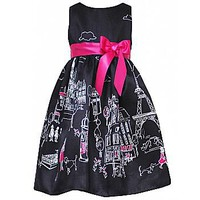 JCPenney : Rare Editions Girls 4-6x Paris Print Dress