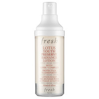 Sephora: Fresh : Lotus Youth Preserve Radiance Lotion : moisturizer-skincare