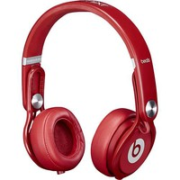 Beats by Dr. Dre - Beats Mixr On-Ear Headphones - Red