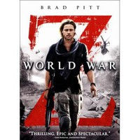 World War Z (DVD) 2013