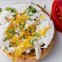 Low Calorie Recipe: Steamed Eggs - 7 Low Calorie Recipes for Sunday Brunch - Shape Magazine