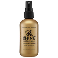 Sephora: Bumble and bumble : Let it Shine on (and on...) Finishing Spray : hairspray-hair-styling-products