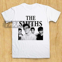 The Smiths x2 t shirt paramex