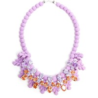 EK THONGPRASERT | Nemesia Sunsatia Embellished Silicone Necklace | Browns fashion & designer clothes & clothing