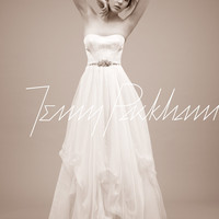 Jenny Packham- May blossom dress