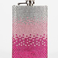 Fade Out Rhinestone Flask - Urban Outfitters