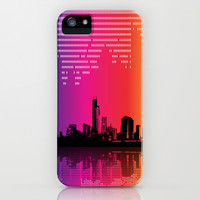 Urban Rhythm iPhone & iPod Case by Texnotropio