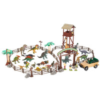 Animal Planet Mega Dino Park Playset