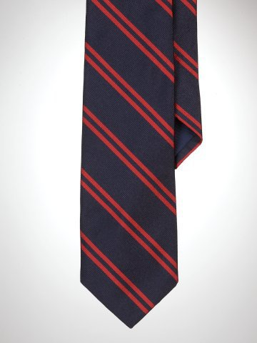 Racquet Club Repp Tie - Ties  Ties &amp; Pocket Squares - RalphLauren.com