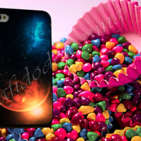 planet galaxy - for iPhone 4/4s, iPhone 5/5S/5C, Samsung S3 i9300, Samsung S4 i9500 Hard Case *rafidodolcasing*