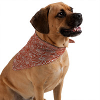 Heather Dutton Bursting Bloom Spice Pet Bandana