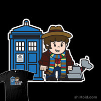 Mitesized 4th Doctor