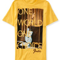 Fender® One World Graphic T