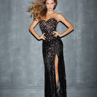 Night Moves - 7002 - Prom Dress - Prom Gown - 7002