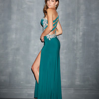 Night Moves - 7007 - Prom Dress - Prom Gown - 7007