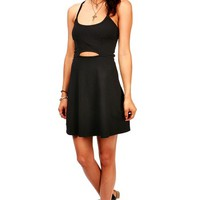 X Factor Skater Dress | Little Black Dresses at Pink Ice