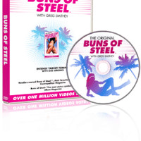 Exercise DVD - Butt Exercise - Fitness Video Online - Aerobic Exercise DVD - Workouts Video