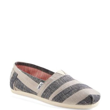 TOMS 'Classic - Stripes' Slip-On (Women) | Nordstrom