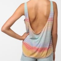 Mouchette Cowlneck Tank Top