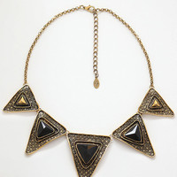 Amore Necklace - Black