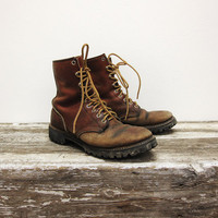 Red Wing Women's Rustic Hiker Boots