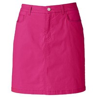 Croft & Barrow® Essential Twill Skort