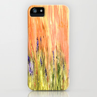 Welcome Spring iPhone & iPod Case by Rosie Brown