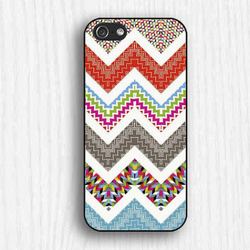 cool colorful chevron pattern iphone cases 4s, iphone 4 cases, iphone 5c cases,iphone 5 cases,iphone 5s cases ,gifts chosen 234