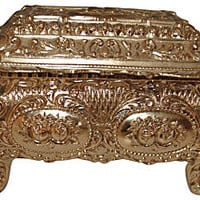 Brass Dresser Box
