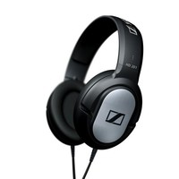 Sennheiser - Hi-Fi Stereo Headphone - Black