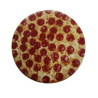 Compact Mirror Pizza