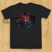 the strokes logo galaxy for t shirt paramex