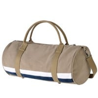 Bags - n°1 - Beige // blue and white stripes - Balibaris